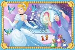 Puzzle 6 cubes - Princesses Disney - Image 3 - Cliquer pour agrandir
