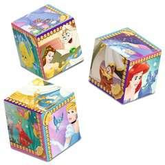 Puzzle 6 cubes - Princesses Disney - Image 8 - Cliquer pour agrandir