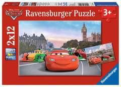 Lightning McQueen und seine Freunde - Bild 1 - Klicken zum Vergößern