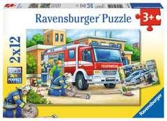 Polizei und Feuerwehr - Bild 1 - Klicken zum Vergößern