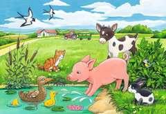 Tierkinder auf dem Land - Bild 2 - Klicken zum Vergößern