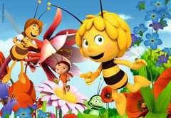 Biene Maja auf der Blumenwiese - Bild 2 - Klicken zum Vergößern