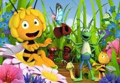 Biene Maja auf der Blumenwiese - Bild 3 - Klicken zum Vergößern