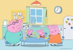 Puzzles 2x12 p - A la maison / Peppa pig - Image 3 - Cliquer pour agrandir