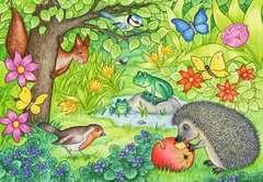 Tiere in unserem Garten - Bild 3 - Klicken zum Vergößern