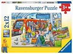 Bitte einsteigen! Puzzle;Kinderpuzzle - Bild 1 - Ravensburger