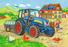 Baustelle und Bauernhof   2x12p - Billede 2 - Klik for at zoome