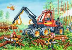 Diggers at Work - image 3 - Click to Zoom