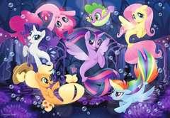 Puzzle 2x24 p - Poneys magiques / My Little Pony - Image 3 - Cliquer pour agrandir
