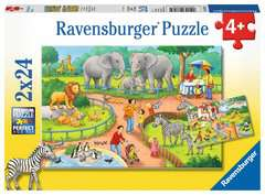 A Day at the Zoo 2x24p - Billede 1 - Klik for at zoome