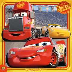 Disney Pixar Cars 3, 3 x 49pc - Billede 3 - Klik for at zoome