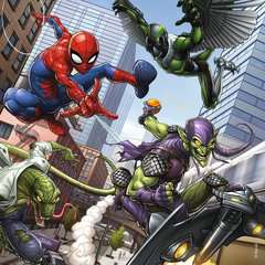 Spider-Man 3x49pc Puzzles - image 4 - Click to Zoom