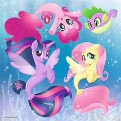 Puzzle 3x49 p - Aventures avec les poneys / My Little Pony - Image 4 - Cliquer pour agrandir
