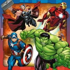 Avengers Assemble 3x49pc - image 4 - Click to Zoom
