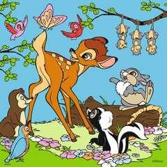 Puzzles 3x49 p - Les amis Disney - Image 2 - Cliquer pour agrandir