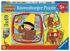 Curious George and Friends - image 1 - Click to Zoom