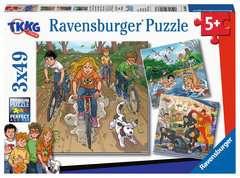Abenteuer mit TKKG - Bild 1 - Klicken zum Vergößern