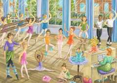 Ballet Lesson - image 2 - Click to Zoom