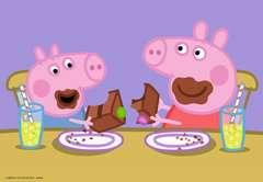 Puzzles 2x24 p - La vie de famille / Peppa Pig - Image 3 - Cliquer pour agrandir