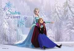 Puzzles 2x24 p - Sœurs pour toujours / Disney La Reine des Neiges - Image 3 - Cliquer pour agrandir