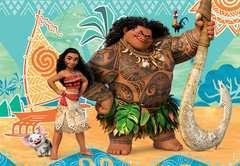 Puzzles 2x24 p - Vaiana et ses amis / Disney - Image 3 - Cliquer pour agrandir