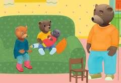 Puzzles 2x24 p - Petit Ours Brun à la maison - Image 3 - Cliquer pour agrandir