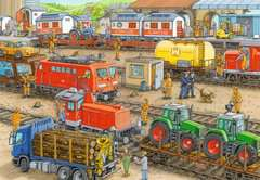 Trubel am Bahnhof - Bild 3 - Klicken zum Vergößern