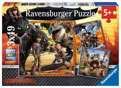 How to Train your Dragon 3x49pc - image 1 - Click to Zoom