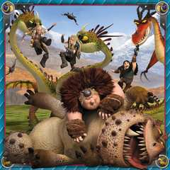 How to Train your Dragon 3x49pc - image 4 - Click to Zoom