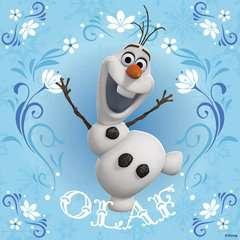 Puzzles 3x49 p - Elsa, Anna & Olaf / Disney La Reine des Neiges - Image 3 - Cliquer pour agrandir