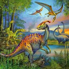 Dinosaur Fascination 3x49pc - Billede 4 - Klik for at zoome