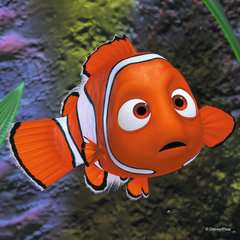 Disney Pixar Collection: In the Aquarium - image 2 - Click to Zoom
