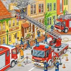 Feuerwehreinsatz - Bild 4 - Klicken zum Vergößern