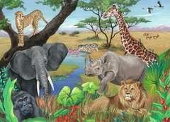 Animaux d'Afrique - Image 2 - Cliquer pour agrandir