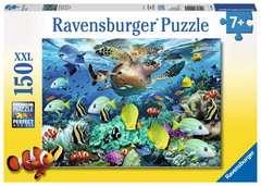 Puzzle 150 p XXL - Le paradis sous l'eau - Image 1 - Cliquer pour agrandir