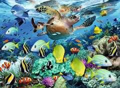Puzzle 150 p XXL - Le paradis sous l'eau - Image 2 - Cliquer pour agrandir