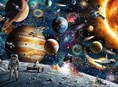 Im Weltall - Bild 2 - Klicken zum Vergößern