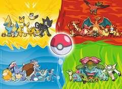 Puzzle 150 p XXL - Les différents types de Pokémon - Image 2 - Cliquer pour agrandir
