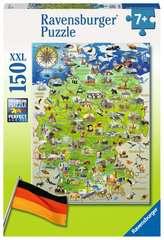Meine Deutschlandkarte - Bild 1 - Klicken zum Vergößern