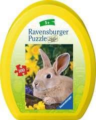 Œuf de Pâques - Puzzle 100 p - Image 1 - Cliquer pour agrandir