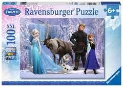 Im Reich der Schneekönigin - Bild 1 - Klicken zum Vergößern