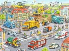 Fahrzeuge in der Stadt - Bild 2 - Klicken zum Vergößern