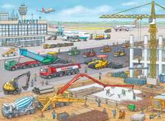 Construction at the Airport - image 2 - Click to Zoom
