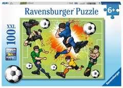 Im Fußballfieber - Bild 1 - Klicken zum Vergößern