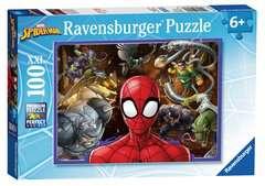 Disney Spiderman 100 dílků - obrázek 3 - Klikněte pro zvětšení