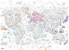 Color'puzzle 80 p - Atlas / OMY - Image 2 - Cliquer pour agrandir