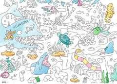 Color'puzzle 80 p - Le monde sous l'eau / OMY - Image 2 - Cliquer pour agrandir