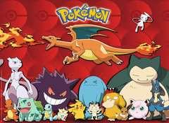 Puzzle 100 p XXL - Mes Pokémon préférés - Image 2 - Cliquer pour agrandir