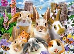 Rabbit Selfie XXL 100pc - Billede 2 - Klik for at zoome