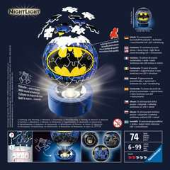 Lampada Batman - immagine 2 - Clicca per ingrandire